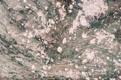Μαρμάρινο έγγραφο τέχνης Στοκ φωτογραφίες με δικαίωμα ελεύθερης χρήσης