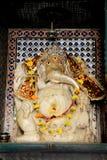 Μαρμάρινο είδωλο Ganesha, Udaipur στοκ φωτογραφία με δικαίωμα ελεύθερης χρήσης