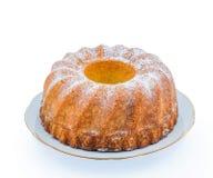 Μαρμάρινο κέικ Στοκ Εικόνες