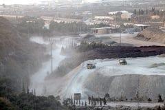 Μαρμάρινο ορυχείο, Λίβανος στοκ εικόνες με δικαίωμα ελεύθερης χρήσης