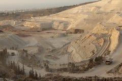 Μαρμάρινο ορυχείο, Λίβανος στοκ φωτογραφίες με δικαίωμα ελεύθερης χρήσης