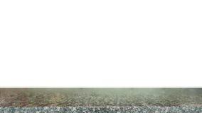 Μαρμάρινο tabletop Στοκ Εικόνες