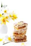 μαρμελάδα λουλουδιών &kappa Στοκ Εικόνες