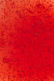 Μαρμελάδα φραουλών, μαρμελάδα Στοκ Εικόνες