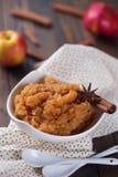 Μαρμελάδα ή chutney της Apple Στοκ Εικόνες