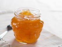 Μαρμελάδα εσπεριδοειδών (πορτοκάλι) Στοκ φωτογραφία με δικαίωμα ελεύθερης χρήσης