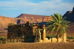 μαροκινές καταστροφές Στοκ Εικόνα