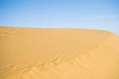 Μαροκινή έρημος Στοκ Φωτογραφία