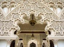 Μαροκινή αρχιτεκτονική Στοκ εικόνες με δικαίωμα ελεύθερης χρήσης