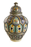 Μαροκινή κεραμική τέχνη Στοκ Εικόνες