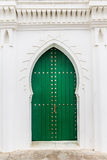 Μαροκινή πόρτα Στοκ Εικόνες