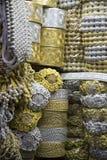 Μαροκινή τέχνη στην αγορά Στοκ Εικόνες