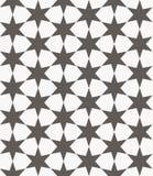 Μαροκινό αραβικό θρησκευτικό διακοσμητικό διανυσματικό άνευ ραφής σχέδιο Στοκ φωτογραφία με δικαίωμα ελεύθερης χρήσης