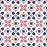 Μαροκινό διακοσμητικό παραδοσιακό κλασσικό σχέδιο ελεύθερη απεικόνιση δικαιώματος