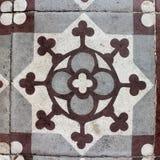 Μαροκινό διακοσμητικό κεραμίδι ύφους Στοκ Εικόνα
