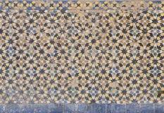 Μαροκινό κεραμίδι Zellige Στοκ Φωτογραφία