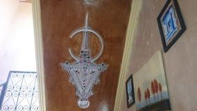 Μαροκινό λογότυπο Amazigh Στοκ Φωτογραφίες