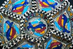 μαροκινό πιάτο Στοκ Φωτογραφία
