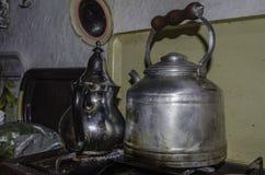 Μαροκινό τσάι μεντών Στοκ Φωτογραφία