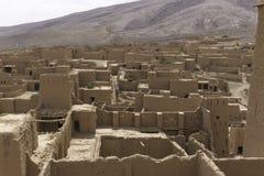 Μαροκινό χωριό Στοκ εικόνα με δικαίωμα ελεύθερης χρήσης