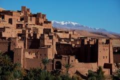 μαροκινό χωριό Στοκ φωτογραφίες με δικαίωμα ελεύθερης χρήσης