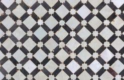 Μαροκινό Tilework Στοκ εικόνα με δικαίωμα ελεύθερης χρήσης