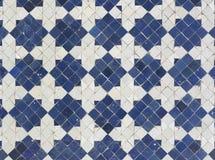 Μαροκινό Tilework Στοκ Εικόνες