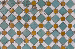Μαροκινό Tilework Στοκ φωτογραφία με δικαίωμα ελεύθερης χρήσης