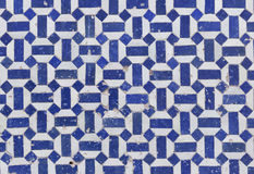 Μαροκινό Zellige tilework Στοκ φωτογραφία με δικαίωμα ελεύθερης χρήσης