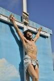 Μαρτινίκα, γραφική πόλη Riviere Pilote στις Δυτικές Ινδίες Στοκ εικόνες με δικαίωμα ελεύθερης χρήσης