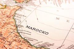 Μαρόκο Στοκ φωτογραφία με δικαίωμα ελεύθερης χρήσης