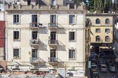 Μαρόκο Tangier 27 Ιουλίου 2013 Παλαιό διαμέρισμα β Στοκ εικόνες με δικαίωμα ελεύθερης χρήσης
