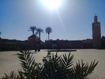 Μαρόκο Zagora tamegrout στοκ εικόνα