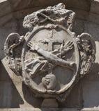 Μασονικός συμβολικός Στοκ φωτογραφία με δικαίωμα ελεύθερης χρήσης