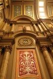 Μασονικός τοίχος ναών Στοκ Εικόνα