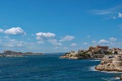 Μασσαλία Γαλλία Στοκ φωτογραφία με δικαίωμα ελεύθερης χρήσης