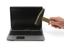 ματαιωμένα υπολογιστής &pi Στοκ Φωτογραφίες