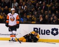 Ματ Moulson, New York Islanders Στοκ φωτογραφία με δικαίωμα ελεύθερης χρήσης
