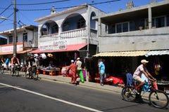 Μαυρίκιος, γραφικό χωριό Goodlands στοκ φωτογραφίες