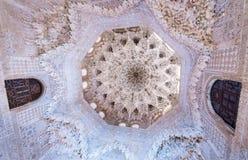 Μαυριτανικές τέχνη και αρχιτεκτονική Στοκ Φωτογραφίες