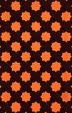 Μαυριτανική διαμορφωμένη αστέρι διακόσμηση πλέγματος παραθύρων, Ισπανία Στοκ φωτογραφίες με δικαίωμα ελεύθερης χρήσης
