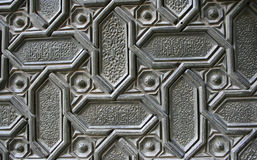 μαυριτανικό πρότυπο Στοκ φωτογραφία με δικαίωμα ελεύθερης χρήσης