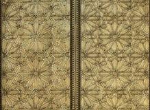 Μαυριτανικό σχέδιο μετάλλων Στοκ Φωτογραφίες