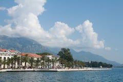 Μαυροβούνιο Πόρτο Στοκ φωτογραφία με δικαίωμα ελεύθερης χρήσης
