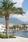 Μαυροβούνιο, Πόρτο Στοκ φωτογραφία με δικαίωμα ελεύθερης χρήσης
