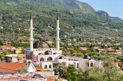 Μαυροβούνιο, φραγμός Στοκ Φωτογραφία