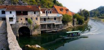 Μαυροβούνιο. στοκ φωτογραφίες
