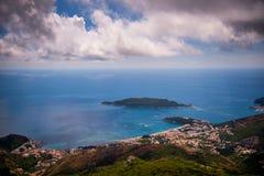 Μαυροβούνιο Στοκ Φωτογραφίες