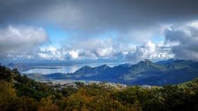 Μαυροβούνιο Στοκ Φωτογραφία