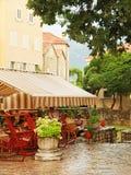 Μαυροβούνιο, Budva Στοκ Φωτογραφίες